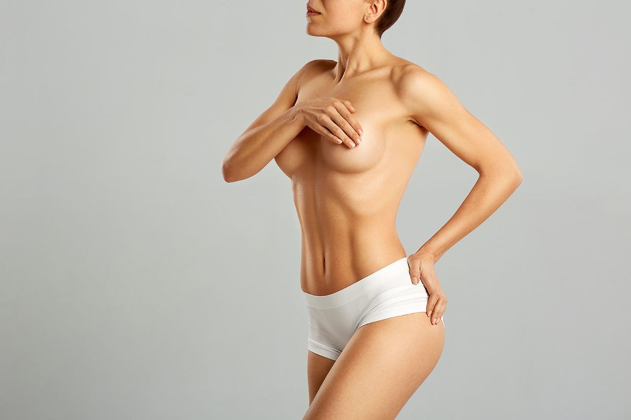 Breast Lift Scars