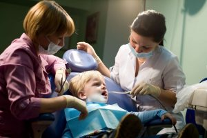 Pediatric Dental Anesthesia