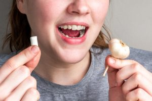 alternative to antibiotics for tooth infection