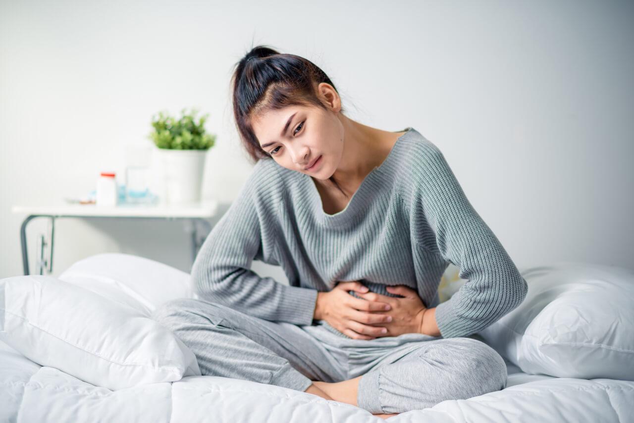 Stomach flu essential oils