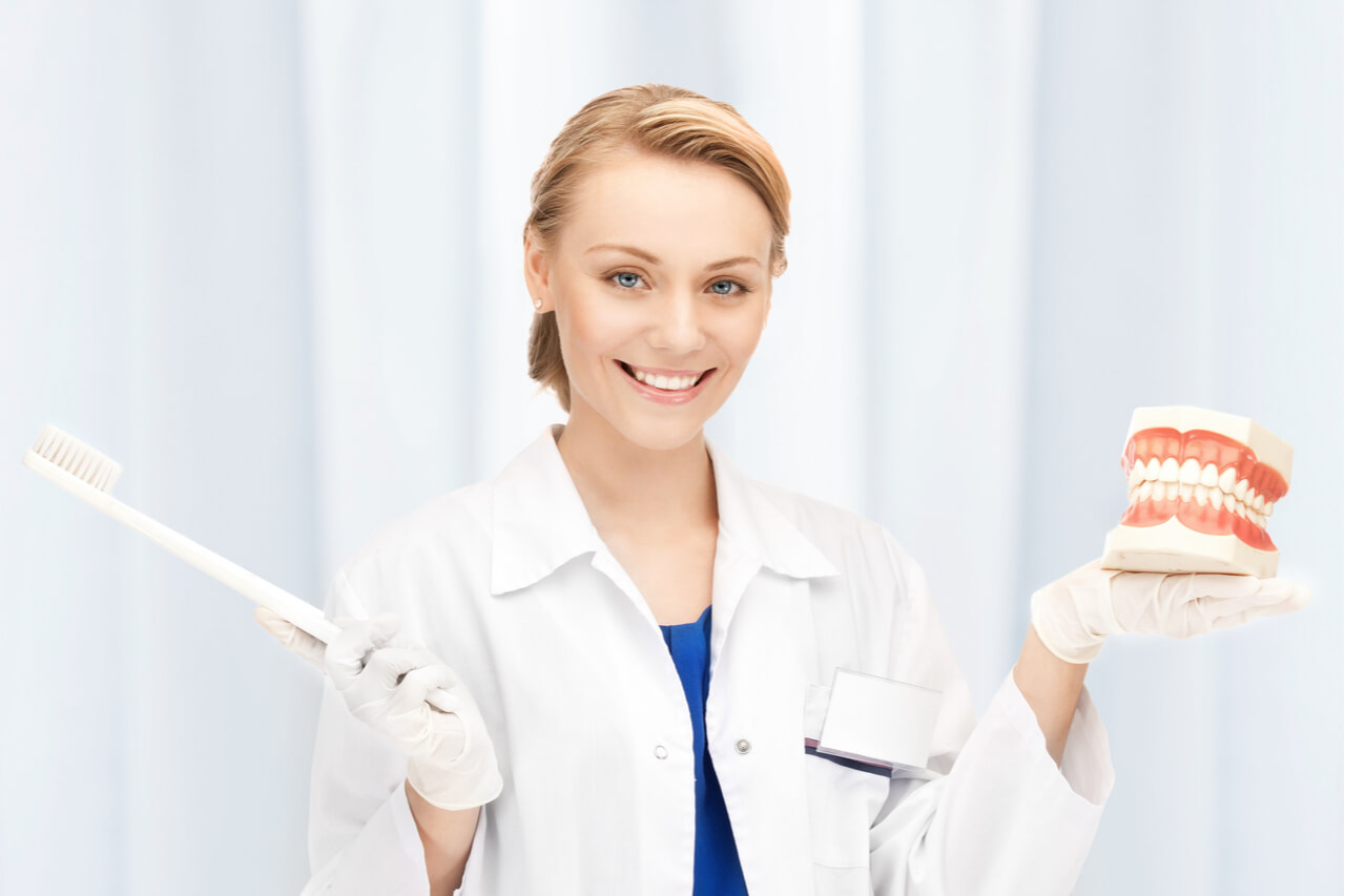 Dental cleaning side effects, and how to deal with them