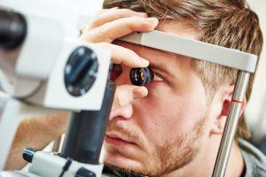OTC Numbing Eye Drops