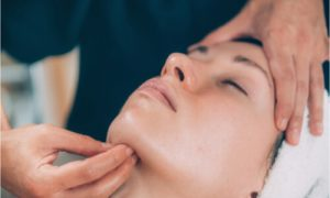 tmj pain relief massage