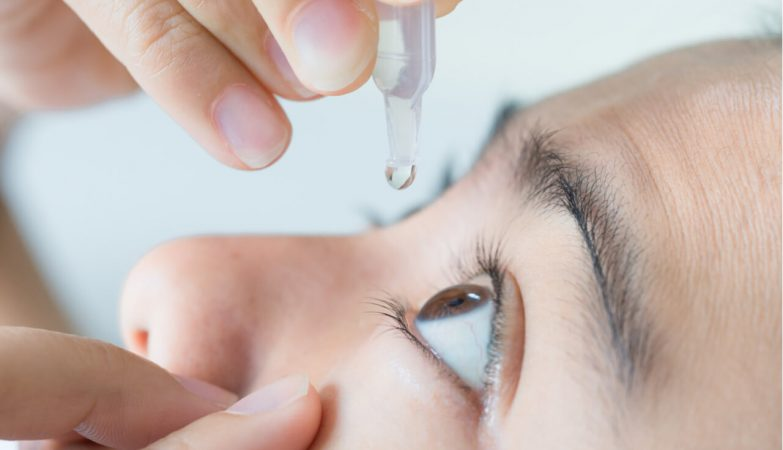 eye drops step by step guide