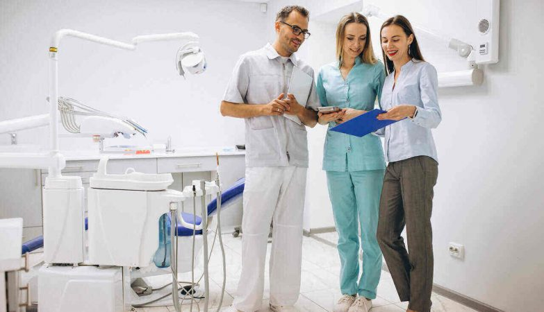 Your dental dream team for your excellent oral health.